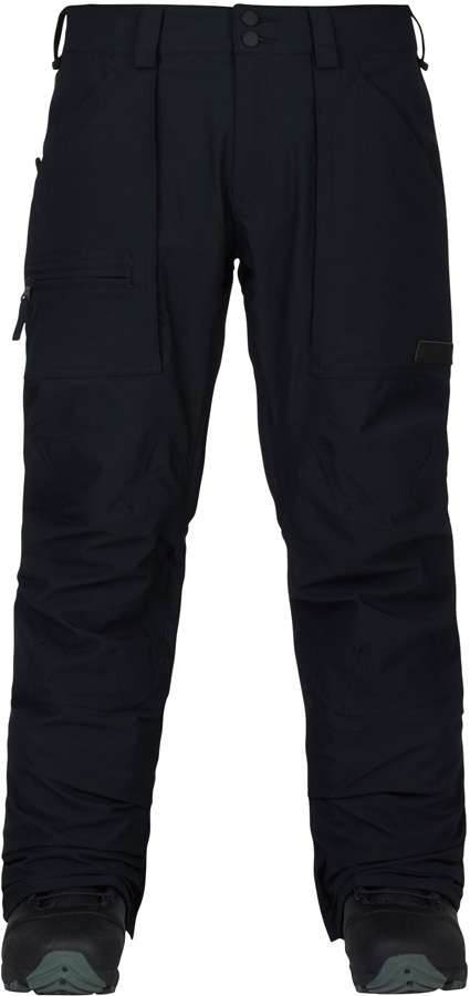 Burton Southside Snowboard/Ski Pants, L, True Black
