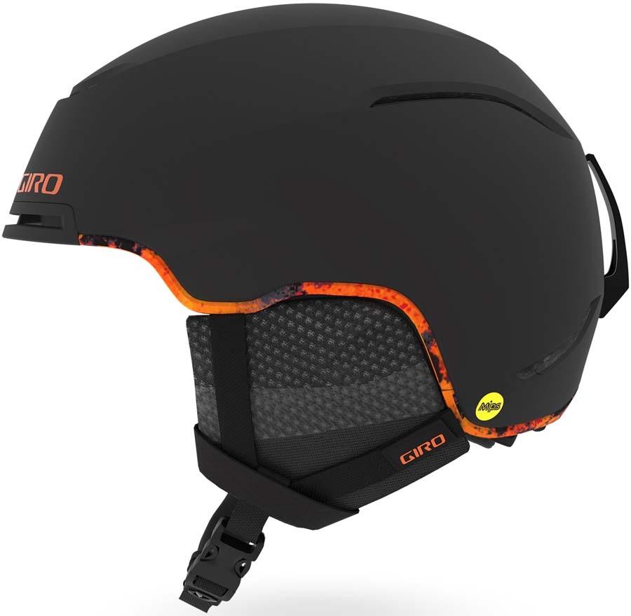 Giro Jackson MIPS Ski/Snowboard Helmet, S Matte Black Lava