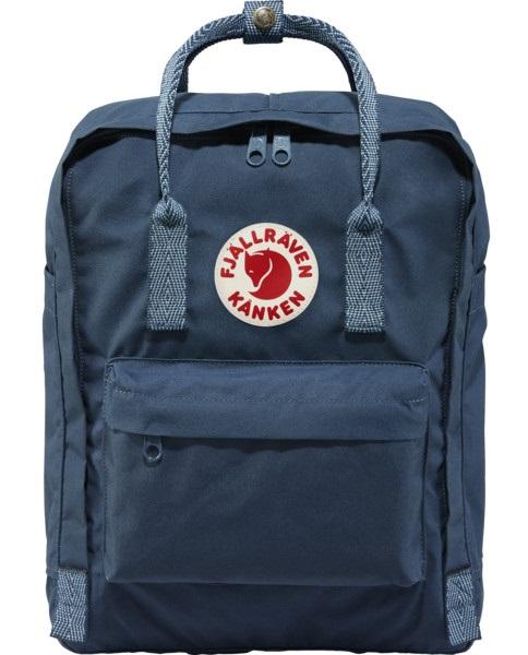 Fjällräven Kanken Backpack, 16L Royal Blue/Goose Eye