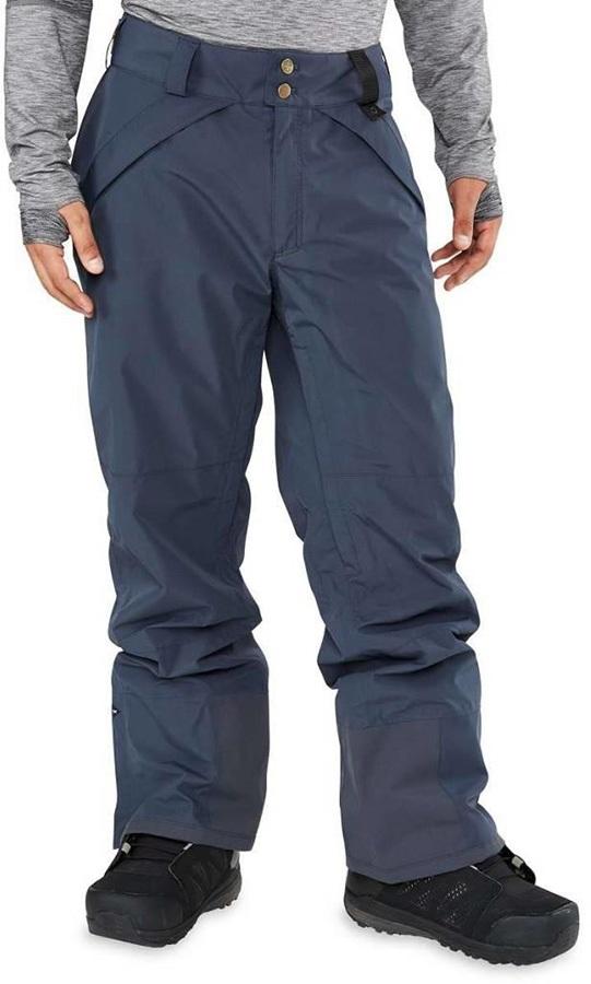 Dakine Smyth Pure Gore-Tex 2-Layer Ski/Snowboard Shell Pants, XL Blue