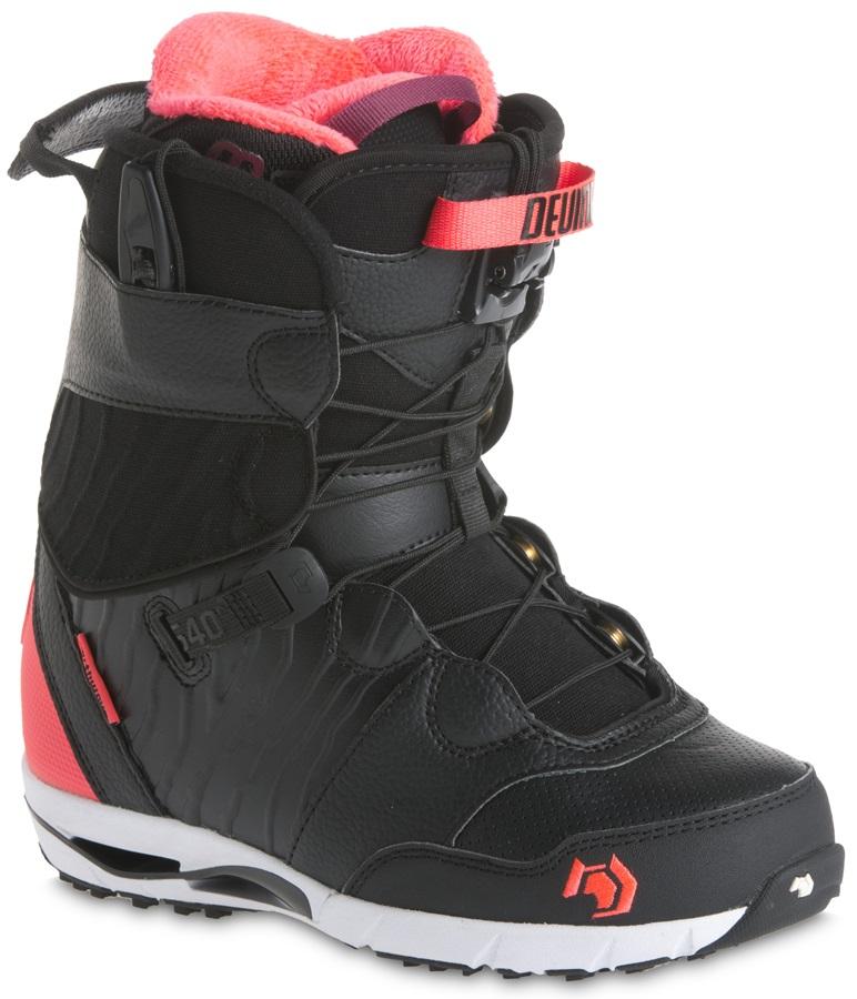 Northwave Devine Women's Snowboard Boots, UK 6 Black 2018