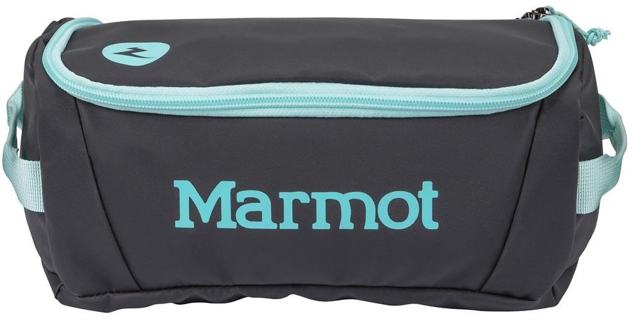 Marmot Mini Hauler Travel Bag - 5L, Dark Charcoal / Blue Tint
