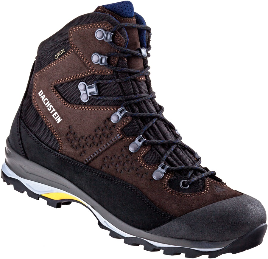 38ca7b55a82 Dachstein Sonnblick GTX Men's Hiking Boots, UK 11 Dark Brown/Black