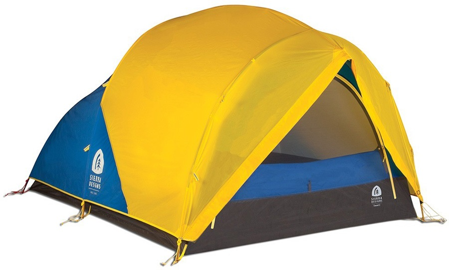 Sierra Designs Convert 2 4-Season Backpacking Tent, 2 Man Blue