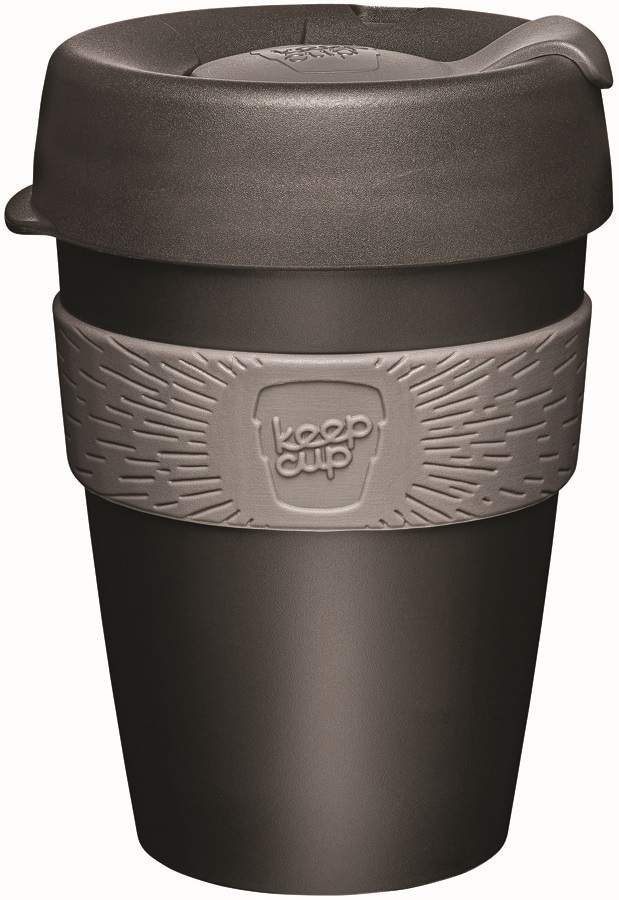 KeepCup Original Reusable Tea/Coffee Cup, 340ml/12oz Doppio