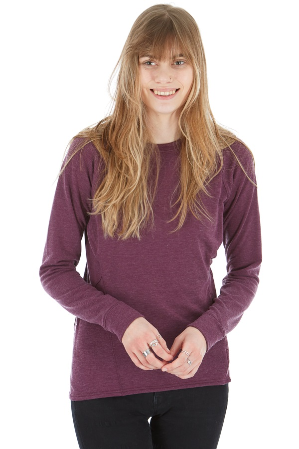 Montane Viper Polartec Women's Fleece Pullover Top, S Berry