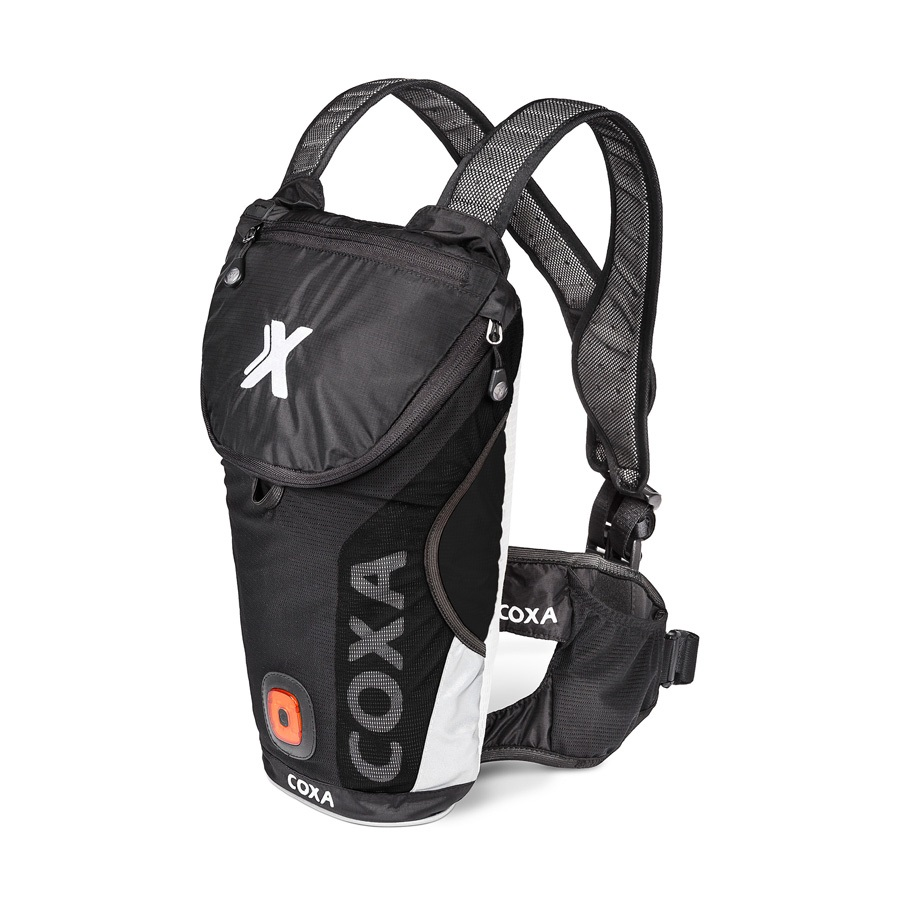 Coxa Carry R5 Backpack Hydration For Skiing / Running, 5.5L Black
