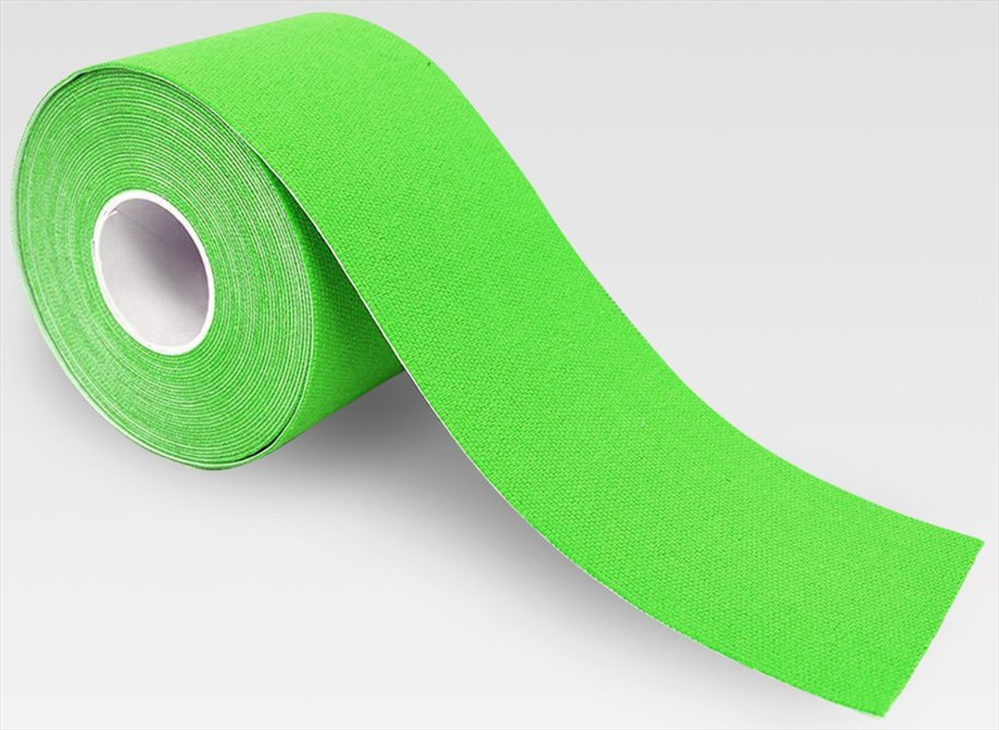 Phoenix Fitness All-Purpose Rehabilitation Kinesiology Tape, 5m Green