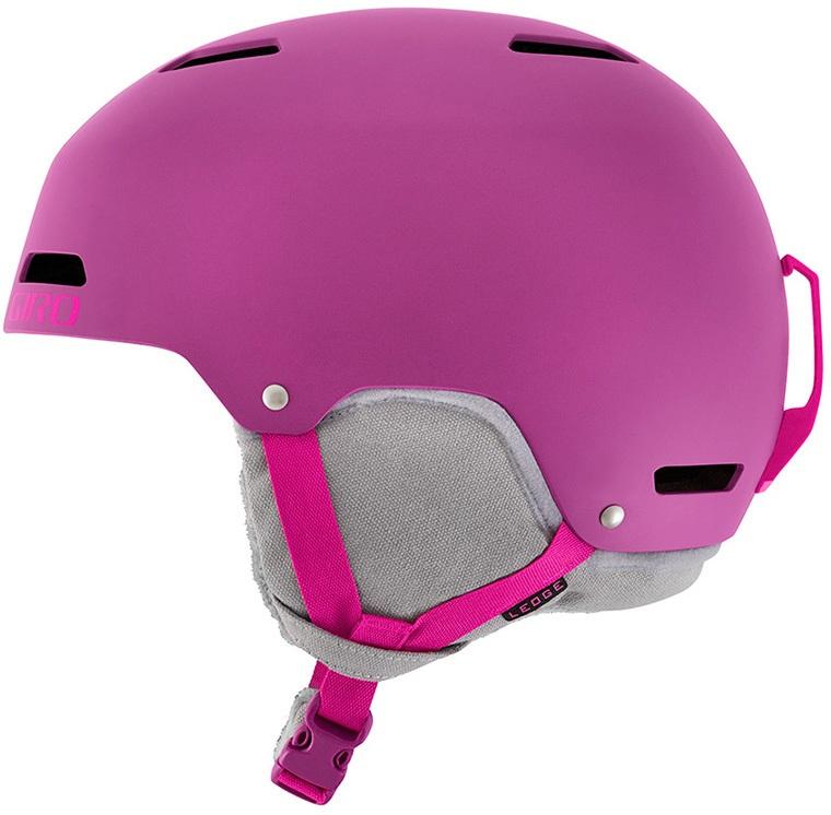 Giro Ledge Snowboard/Ski Helmet L Matte Berry