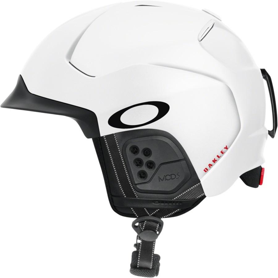 Oakley MOD 5 Snowboard/Ski Helmet, S Matte White