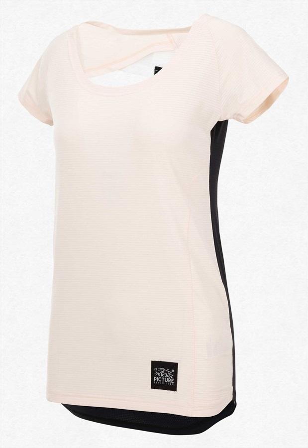 Picture Milli Women's Technical T-Shirt, L Sand