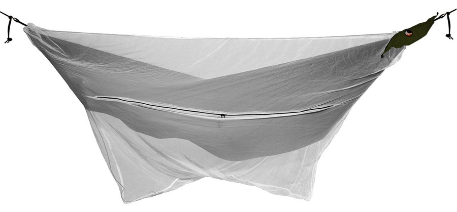 Ticket To The Moon Convertible Bug Net 360° Mosquito Net Hammock Cover