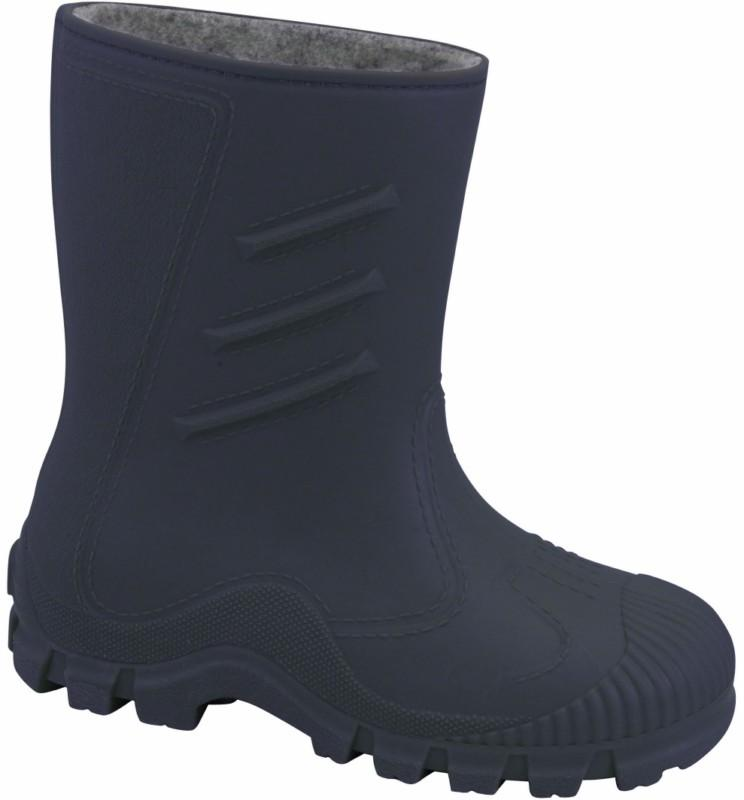 Manbi Child Unisex Splash Winter Welly Boot, EU 36-37/UK 3-4 Navy
