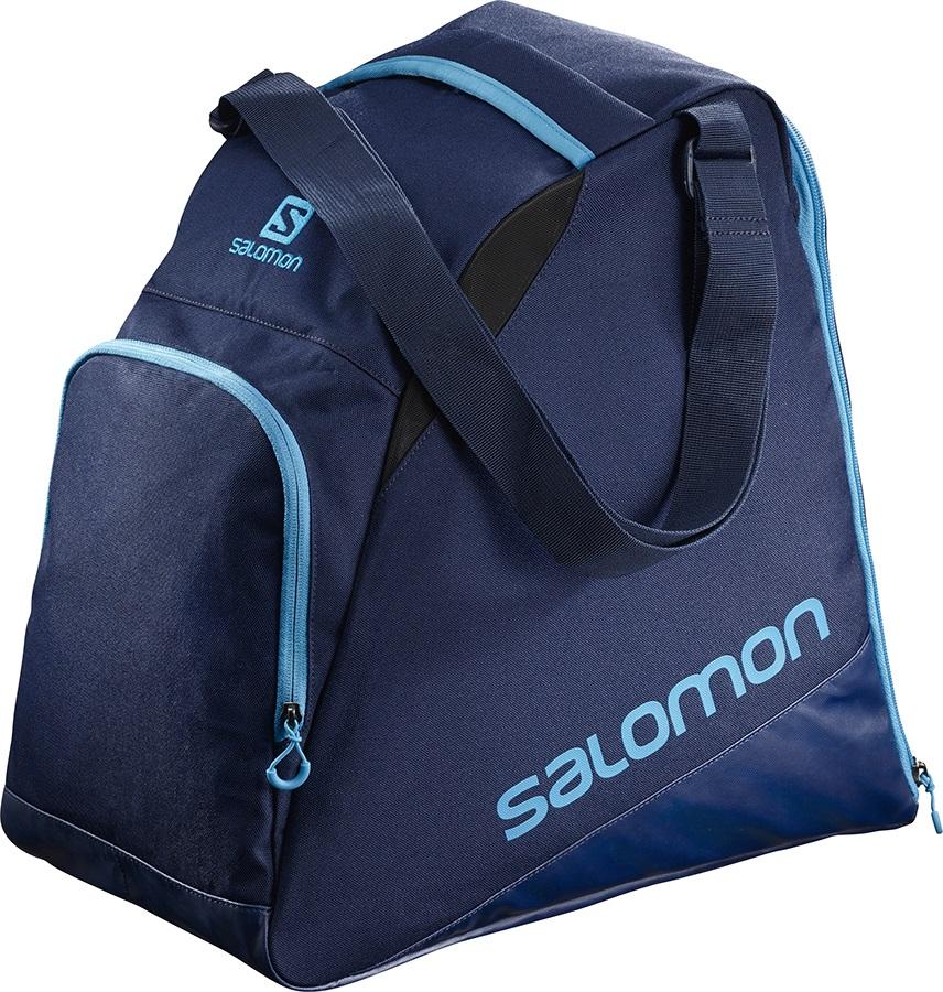 Ski Boot Bag >> Salomon Extend Gearbag Snowboard Ski Boot Bag 34l Medieval Blue