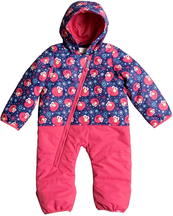 Roxy Rose Infant/Baby Jumpsuit Snow Suit 18/24M Elmo Print_Blueprint