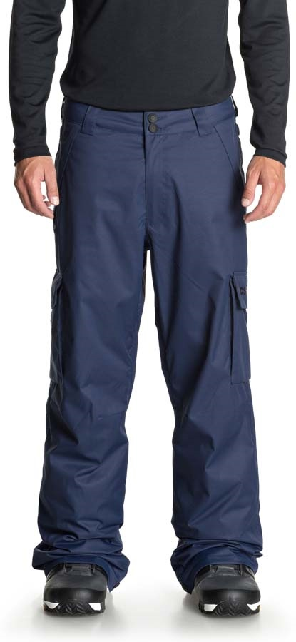 DC Banshee Ski/Snowboard Pants, L Insignia Blue