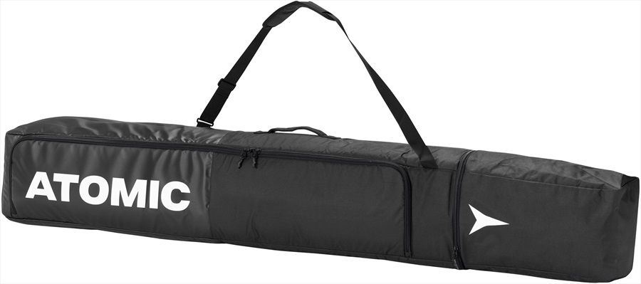 Atomic Double Ski Bag Ski Bag, 205cm Black/White