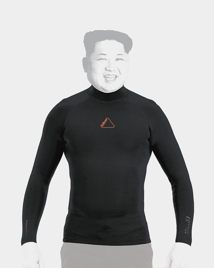 Follow Pro 1mm Wetsuit Top, 2019