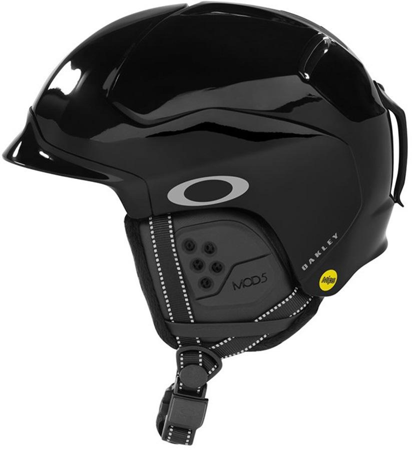 Oakley MOD 5 *Ex-Display* Snowboard/Ski Helmet, S Polished Black