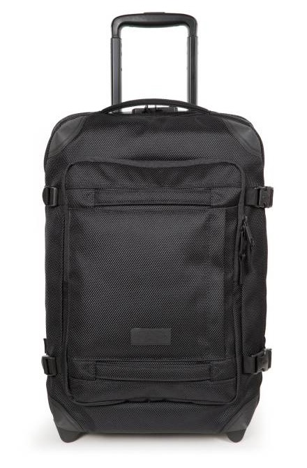 Eastpak Adult Unisex Tranverz CNNCT S Wheeled Bag/Suitcase, 42L Black