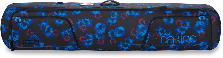 Dakine Womens Tour Snowboard Bag 157cm Blue Flowers