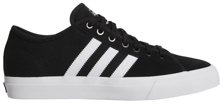 Adidas Matchcourt RX Men's Skate Shoes, UK 9.5 Core Black/FTWR White