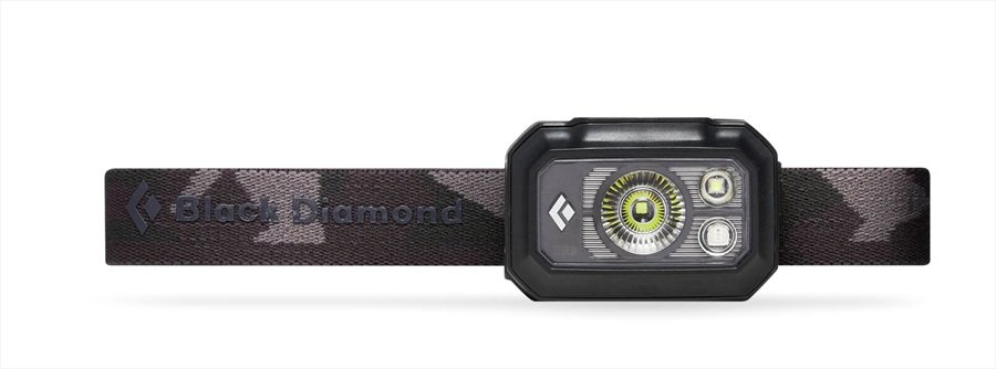 Black Diamond Storm375 LED Headlamp, 375 Lumens Black