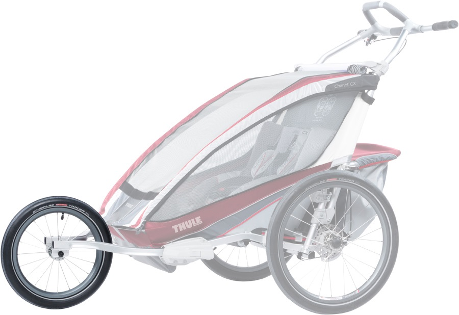 Thule Chariot CX 2 CTS Jogging Kit Child Carrier Conversion Kit