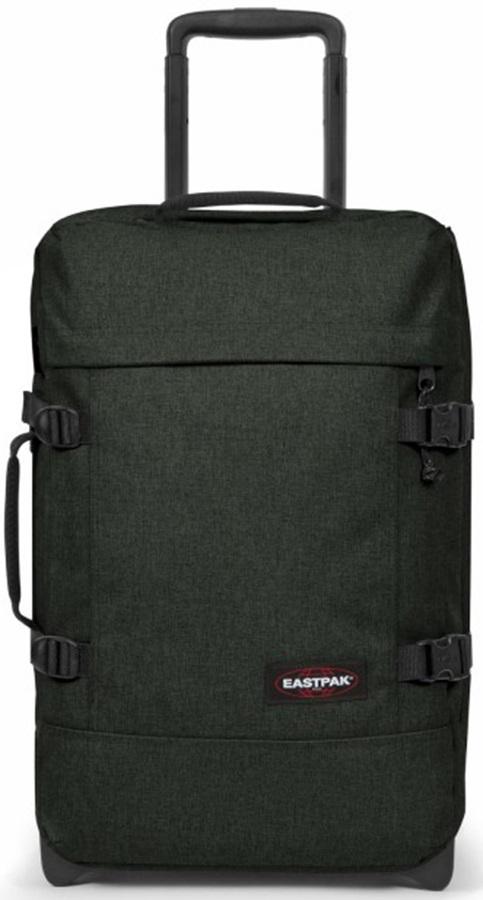 Eastpak Tranverz S Wheeled Bag/Suitcase, 42L Crafty Moss