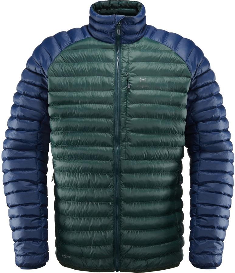 Haglofs Essens Mimic Recycled Insulated Jacket, XXL Mineral/Tarn Blue