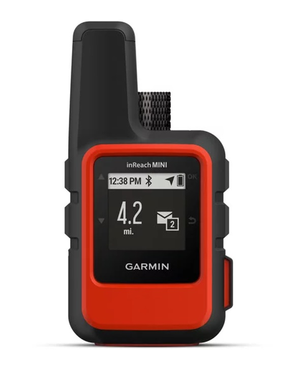 Garmin InReach Mini Compact Satellite Communicator, OS Orange