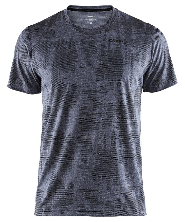 Craft Eaze Short Sleeve Quick Dry Mesh T-Shirt, XL P Scratch/Maritime