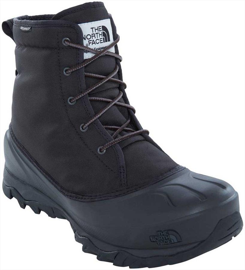 The North Face Tsumoru Men's Snow Boots, UK 7 Black