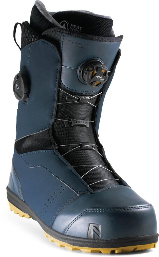 Nidecker Triton Focus Boa Snowboard Boots, UK 12 Midnight Blue 2020