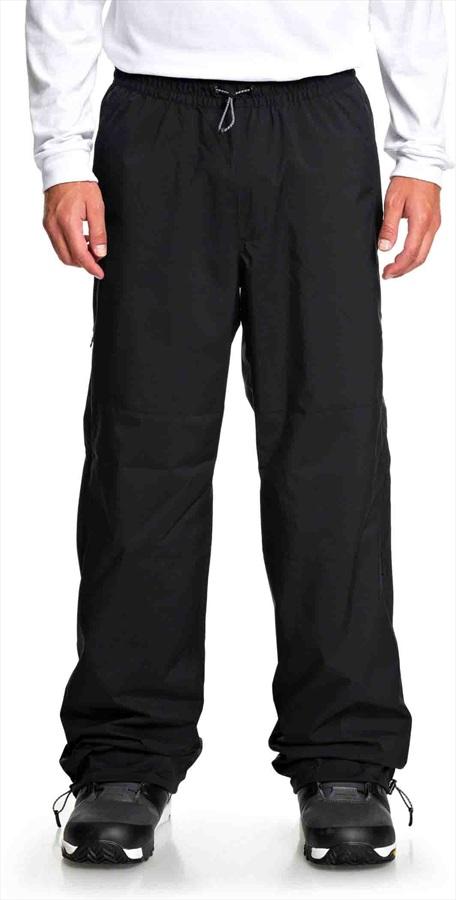DC Podium Ski/Snowboard Pants Trousers, L Black