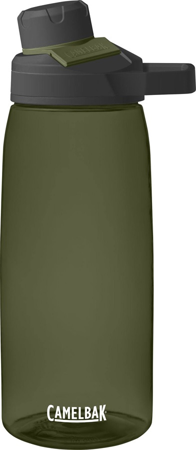 Camelbak Chute Mag Water Bottle With Magnetic Cap, 1L Olive