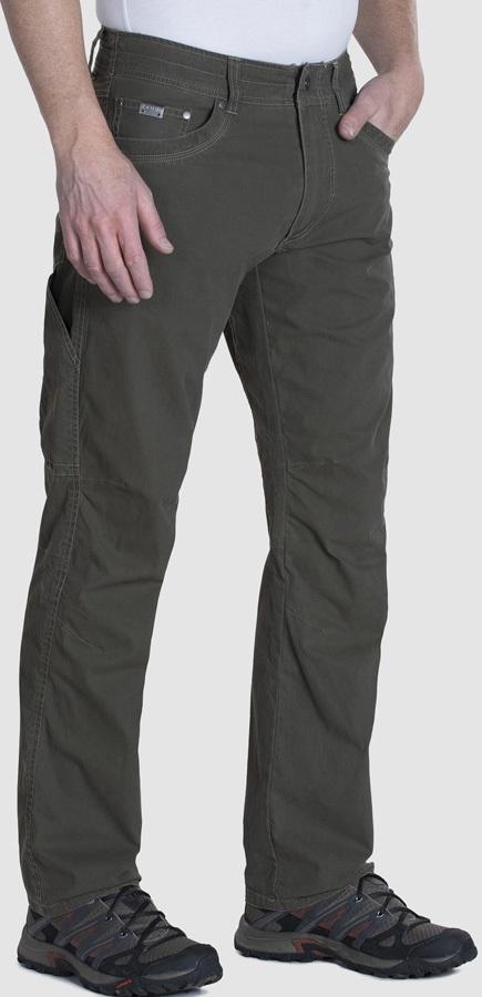 Kuhl Revolvr Pant Regular 4 Season Trousers, 30/32 Gun Metal