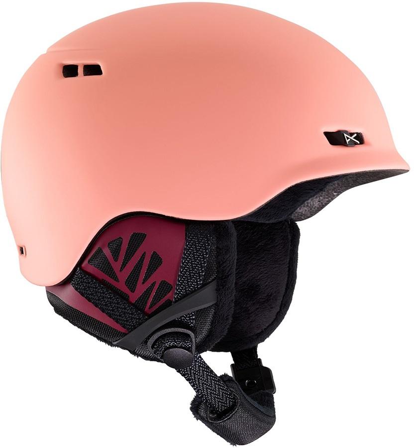 Anon Griffon Women's Ski/Snowboard Helmet, S Coral