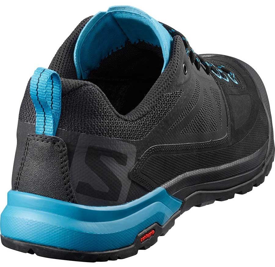 4e0aa22a48937 Salomon X Alp SPRY Approach/Walking Shoes, UK 7 Hawaiian Surf