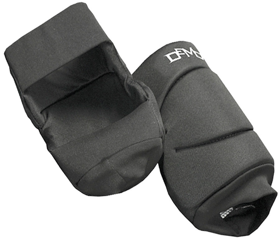 Demon Soft Cap Ski/Snowboard Knee Pads L Black
