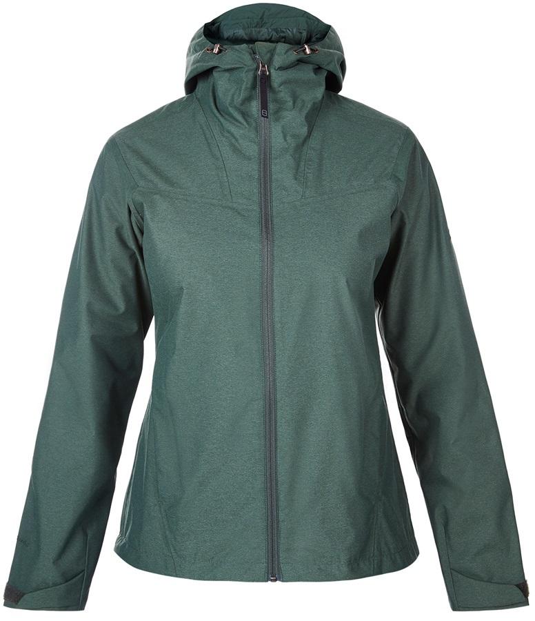 Berghaus Hayling Women's Waterproof Jacket UK 14 Deep Forest