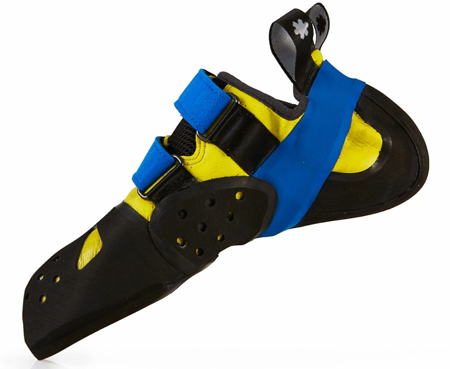 Ocun Adult Unisex Ozone Men's Rock Climbing Shoe, UK 6 Blue