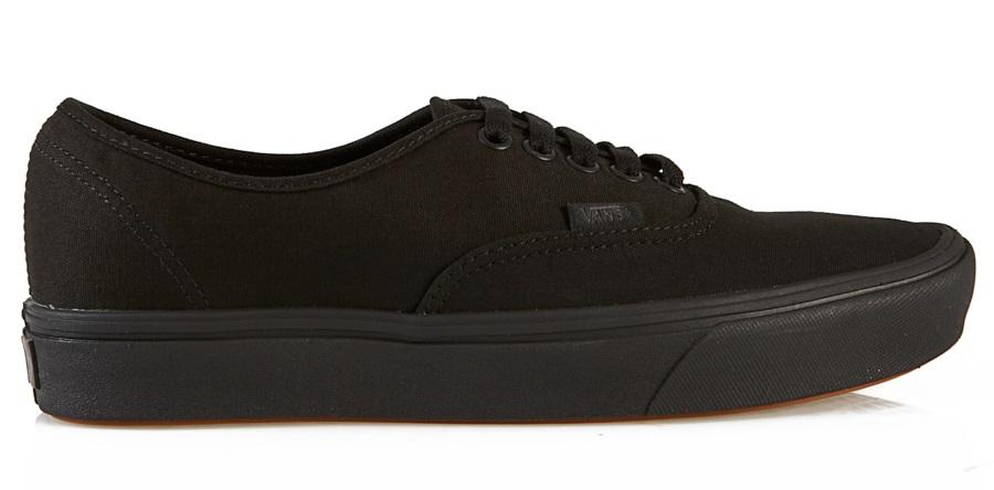Vans ComfyCush Authentic Skate Shoe, UK 7.5 BlackBlack
