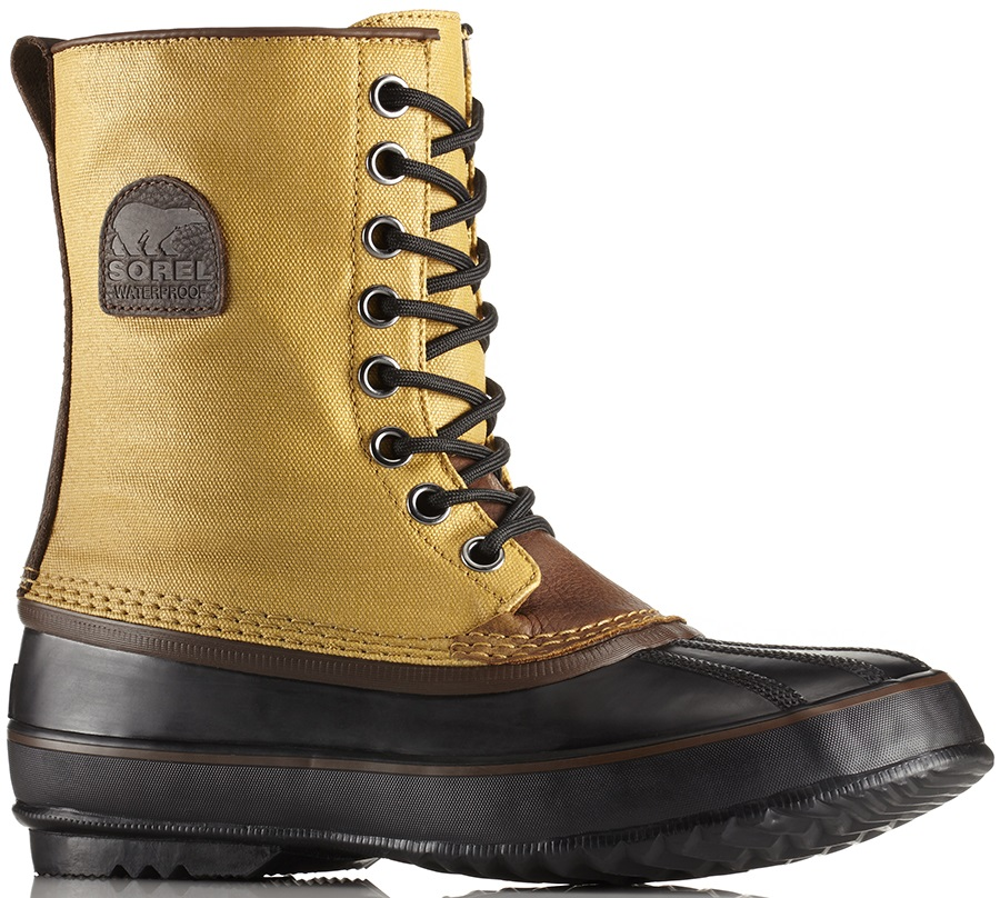 b122ee149 Sorel 1964 Premium T CVS Men's Winter Boots, UK 14.0 Dark Banana/Tobac