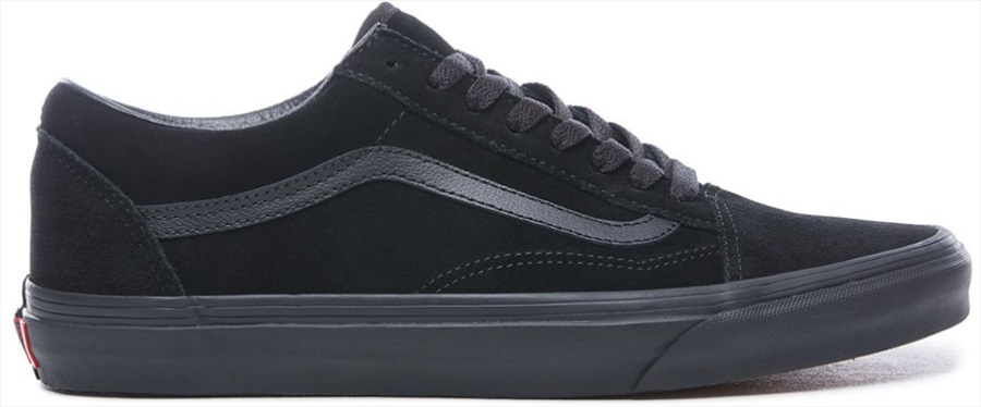 Vans Old Skool Skate Shoes, UK 10 Black