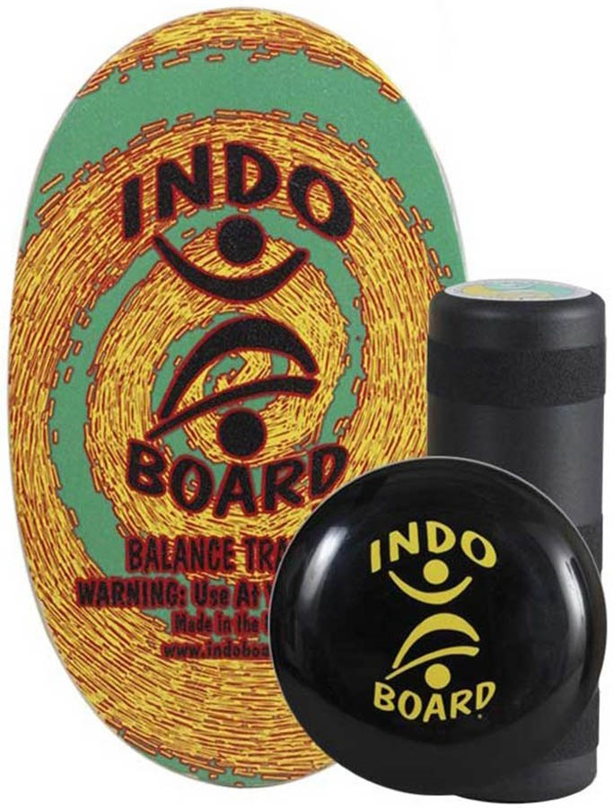 Indo Board Original Balance Training Pack, Rasta