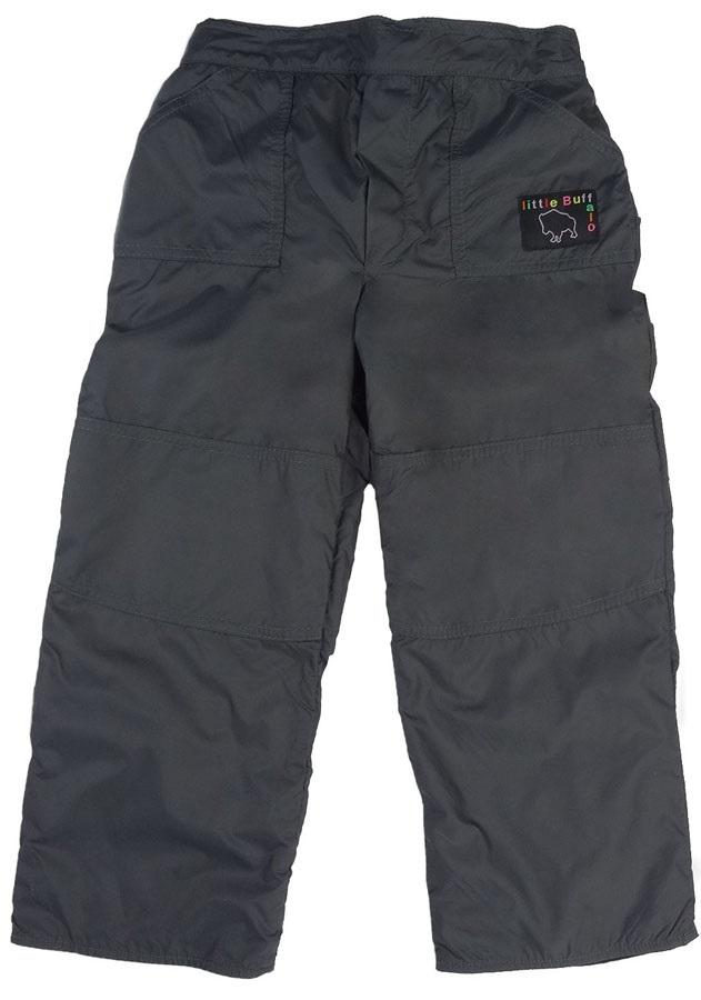 Buffalo Child Unisex Teclite Trousers - 4 - 5 Yrs, Charcoal