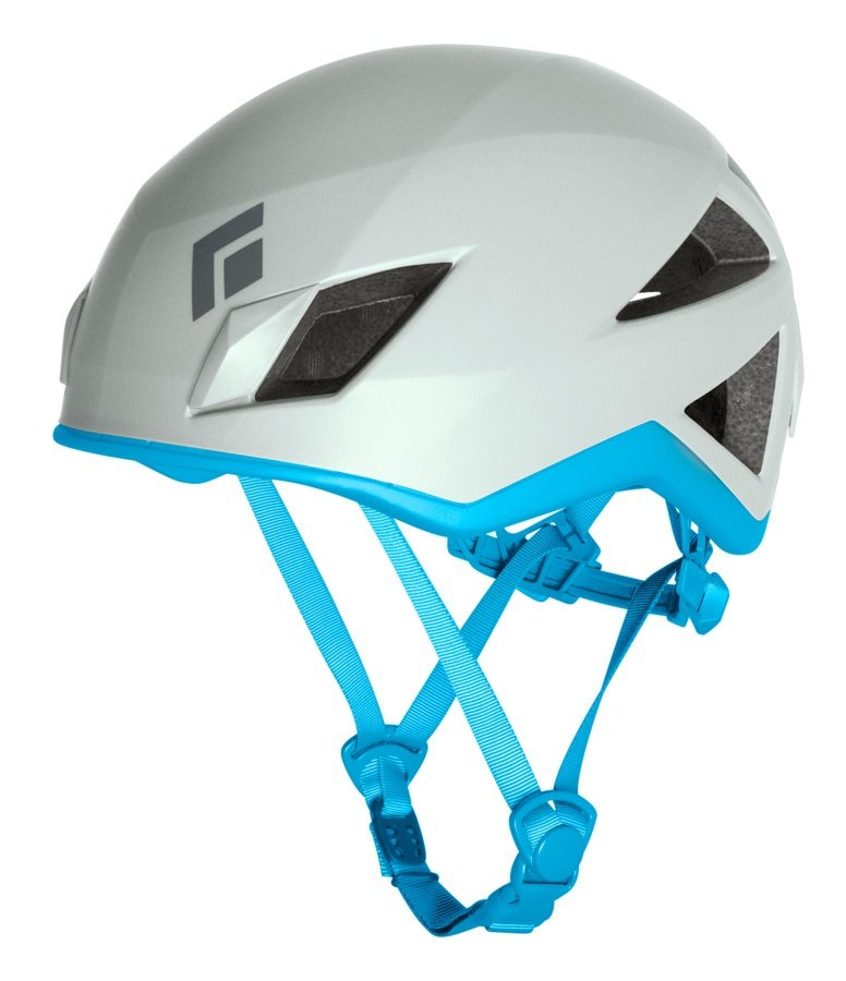 Black Diamond Vector Women's Climbing Helmet, S/M, Glacier Blue