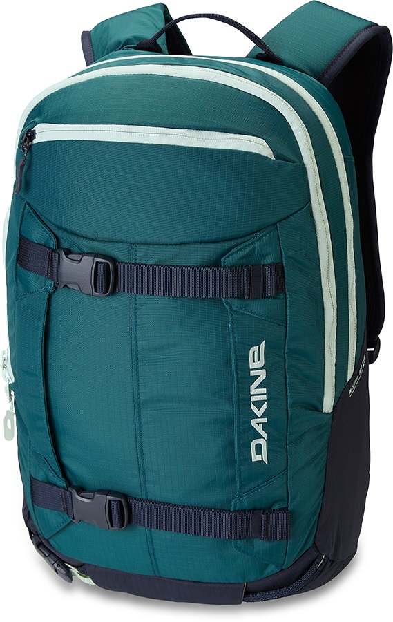 Dakine Mission Pro Women's Ski/Snowboard Backpack, 25L Deep Teal