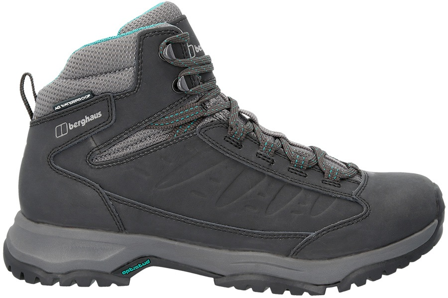 64460853973 Berghaus Expeditor Ridge 2.0 Women's Hiking Boots, UK 8 Black